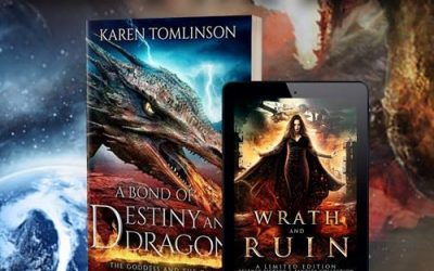 WaRriors Unite: Say hello to Amazon Bestseller Karen Tomlinson