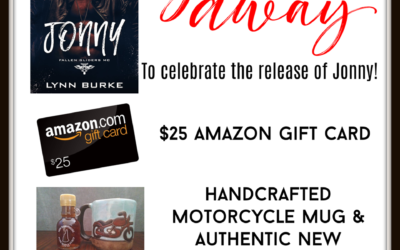 $25 Amazon Gift Card and Goodies #GIVEAWAY! @authorlynnburke @evernightpub