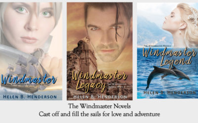 Behind The Scenes With The Windmaster Novels