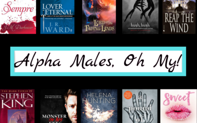 Author Ayden K. Morgen – Alpha Males, Oh My!