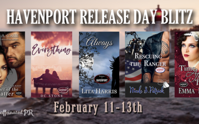 Release Day Havenport Romance Stories – Time After Time – Emma Kaye