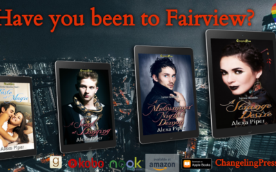 Discover the Fairview Chronicles By Alexa Piper
