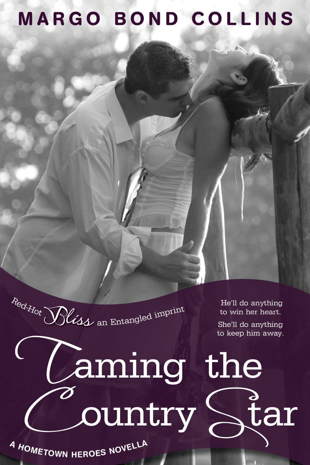 Taming the Country Star Cover