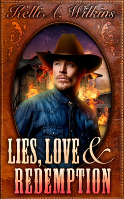 Lies, Love & Redemption… A Steamy Western Romance