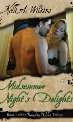 New Release – Midsummer Night's Delights – Hot Historical/Fantasy