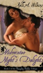 New Release: Midwinter Night's Delights — Hot Historical/Fantasy Romance