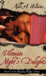 New Release: Ultimate Night's Delights – Hot Historical/Fantasy Romance