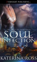 """Excerpt from """"Soul Infection"""". A freelance magician meets an incubus :)"""