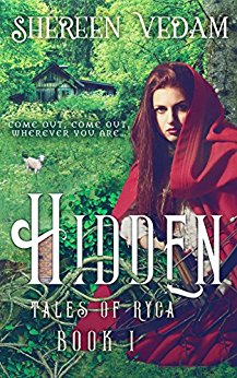 Hidden by Shereen Vedam cover