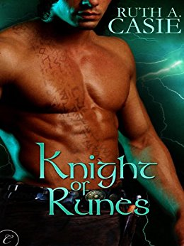 Knight of Runes by Ruth A. Casie cover