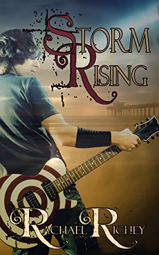 Storm Rising by Rachael Richey cover