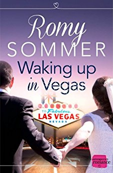 Waking Up In Vegas by Romy Sommer cover
