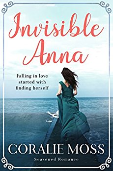 Invisible Anna by Coralie Moss cover
