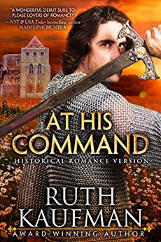 At His Command by Ruth Kaufman cover