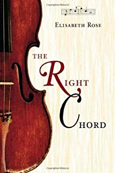 The Right Chord by Elisabeth Rose cover