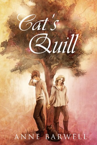 Cat's Quill (Hidden Places 1) by Anne Barwell cover