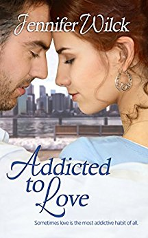 Addicted to Love (Serendipity Book 1) by Jennifer Wilck cover