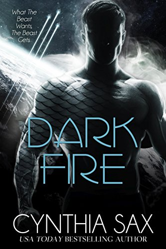Dark Fire by Cynthia Sax cover