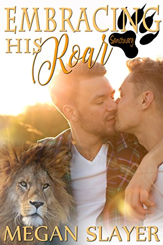 Embracing His Roar by Megan Slayer cover