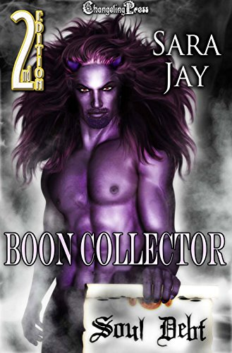 Boon Collector by Sara Jay cover
