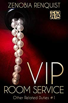 VIP Room Service by Zenobia Renquist cover