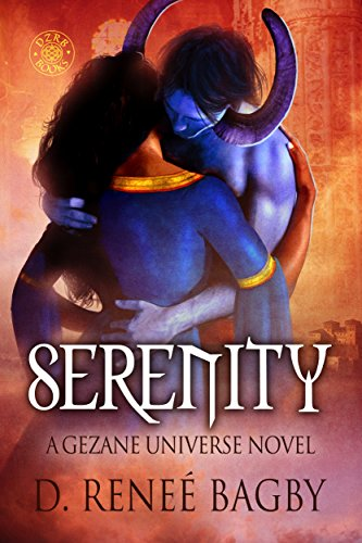 Serenity by D. Renee Bagby cover
