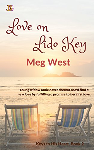 Love on Lido Key by Meg West cover