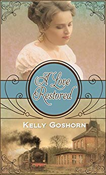 A Love Restored by Kelly Goshorn cover