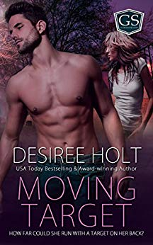 Moving Target by Desiree Holt cover
