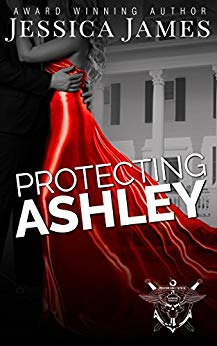 Protecting Ashley by Jessica James cover