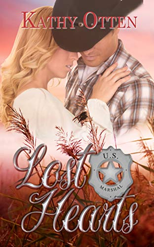 Lost Hearts by Kathy Otten cover