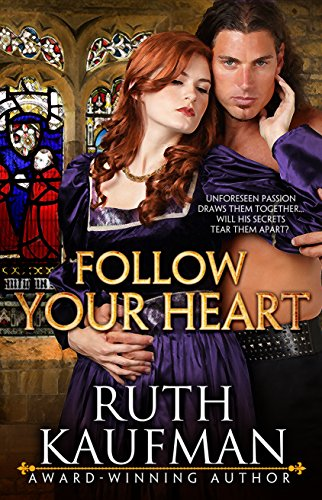 Follow Your Heart by Ruth Kaufman cover
