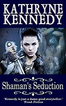Shaman's Seduction by Kathryne Kennedy cover