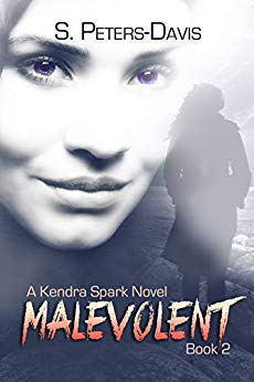 Malevolent by S. Peters-Davis cover