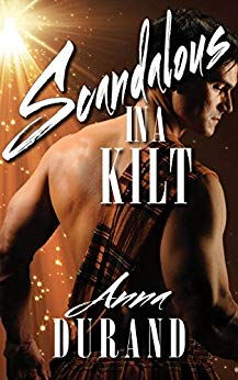 Scandalous in a Kilt by Anna Durand cover