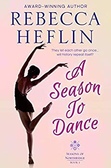 A Season to Dance by Rebecca Heflin cover