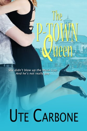 The P-Town Queen by Ute Carbone cover