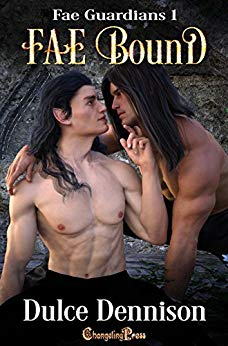 Fae Bound by Dulce Dennison cover