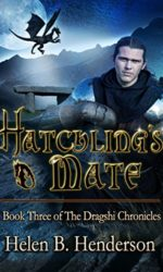 Hatchling's Mate by Helen Henderson cover