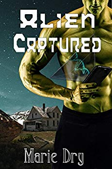 Alien Captured by Marie Dry cover
