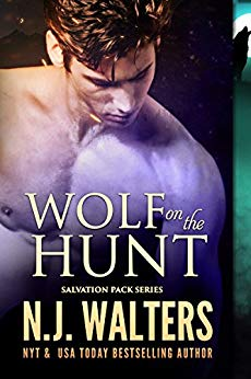 Wolf on the Hunt by N.J. Walters cover
