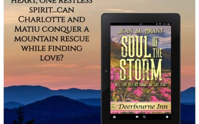 AUTHOR Jean M. Grant – Soul of the Storm