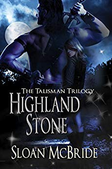 Highland Stone by Sloan McBride cover