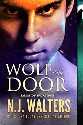 Wolf at the Door by N.J. Walters cover