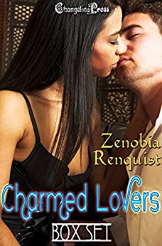 Charmed Lovers (Box Set) by Zenobia Renquist cover
