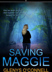 AUTHOR Glnys O'Connell – Saving Maggie