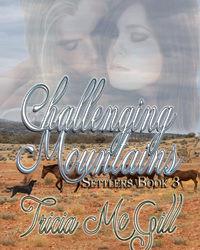 AUTHOR Tricia McGill – Challenging Mountains