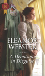 I'm Eleanor Webster and I'm happy to meet you!