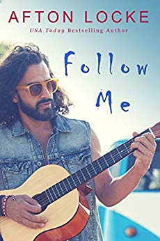 Follow Me by Afton Locke (cover)