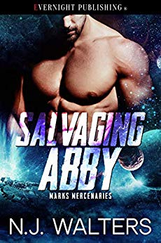Salvaging Abby by N.J. Walters (cover)